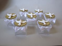 Baptisms, Sacramento, Communion, Biscuits, Place Card Holders, Jar, Baby Shower, Angel, Invitations