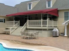Residential Project Gallery | Kreider's Canvas Service, Inc.