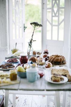 Breakfast Brunch Inspiration  E  A Petit Dej Breakfast Time Food Styling