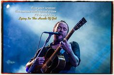 Lying in the Hands of God Picture by Rodrigo Simas © Dave Matthews Band 2013.