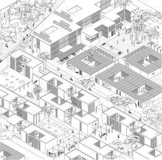 housing typologies - Google zoeken