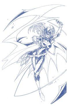 Batgirl by Jonboy Meyers