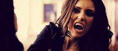 19 Fictional Femme Fatales: Hot and Homicidal!: Katherine Pierce (The Vampire Diaries)