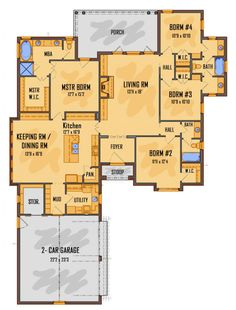 #658546 - IDG8115 : House Plans, Floor Plans, Home Plans, Plan It at HousePlanIt.com
