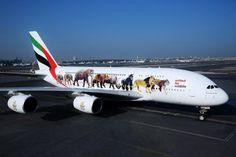 Conseguimos o plano de voo do Airbus A380, voará a 12,2 km de altura. - AEROIN