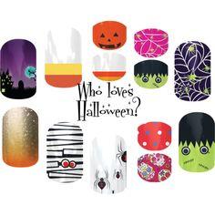 Jamberry Halloween Set