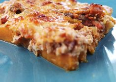 Lasagna, Recipies, Pork, Ethnic Recipes, Diet, Recipes, Kale Stir Fry, Pork Chops, Lasagne