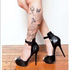 tattoos for girls | Roses tattoo for girls, rose tattoos, tattoos, tattoo designs, tattoo ...