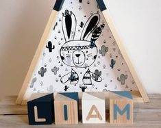 Tipi pour chambre d'enfant | Etsy Etsy, Home Decor, Child Room, Interior Design, Home Interior Design, Home Decoration, Decoration Home, Interior Decorating