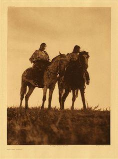 Ogalala Girls, 1907, Edward S, Curtis