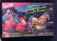 Barbie Doll Car, Barbie Horse, Barbie 80s, Barbie Movies, Barbie Dream, Barbie And Ken, Vintage Barbie, Vintage Dolls, Best Electric Scooter