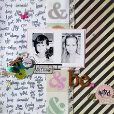 Then & now - Scrapbook.com