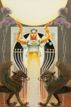 STARGATE BY LEO AND DIANE DILLON