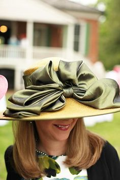 Get inspired for this year s race with a look at some amazing Derby hats  Fancy Hats a4faecf12699