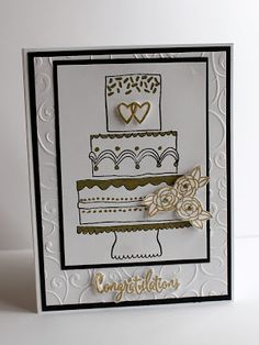 """Welcome to the May Stamp of the Month Blog Hop, wow this is a really cute stamp. """"Celebrate with Cake"""" S1605, it's perfect for any celebra..."""