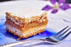 Photo about Apple cake, fork and purple flower on the dessert plate. Image of apple, bake, crumble - 85917588 Pumpkin Spice Coffee, Apple Cake, Baked Goods, Caramel, Bacon, Cheesecake, Spices, Sweets, Ethnic Recipes