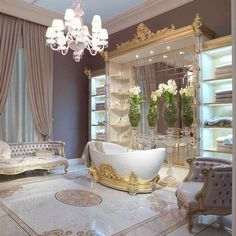 Come get inspired with these amazing luxurious bathtub designs at http://www.maisonvalentina.net/