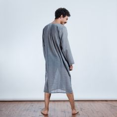 Onni / Nightshirt for Men by pop-lin