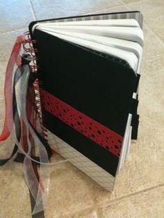 Handmade Smash Book, Junk Journal