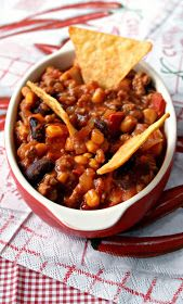 Kulinarne Inspiracje: Chili con carne