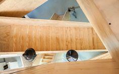 arquitectura de escaleras