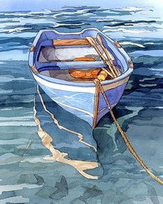 There is nothing - absolutely nothing - half so much worth doing as simply messing about in boats. Kenneth Grahame