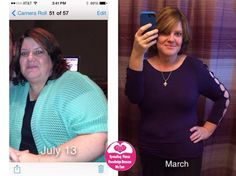 Stephanie says - Just wanted to share. This is my 8th month photo. I'm down 114 pounds and still going. With plexus I'm able to follow a good diet and exercise. For those of you that are in doubt, it is possible!!!! #PlexusSlim