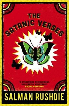 The Satanic Verses by Salman Rushdie (One morning, a hijacked airplane blows up above the English Channel and two figures tumble towards the sea: Gibreel, India's legendary movie star, and Saladin, the man of a thousand voices. Washed up on an English beach, their survival is a miracle. But there is a price to pay. Gibreel and Saladin have been chosen as opponents in the eternal wrestling match between Good and Evil. But chosen by whom? And what will be the outcome of their final…