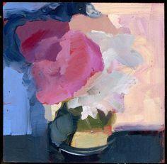 2232 Furred Ears, painting by artist Lisa Daria Kennedy