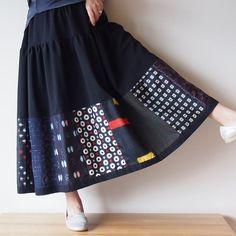 くまモンチックな生地がお気に入りでした  #rikashioyaboutique #kimono#kimonofashion #着物リメイク #着物#antiquekimono #vintagekimono#japanesekimono#kimonojacket#kimonocadi #kimonocardigan #haori
