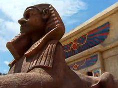 Para voltar recriar Egito Antigo, Minissérie José do Egito tem investimento milionário e maior cidade cenográfica já feita pela Record; veja fotos: http://r7.com/pOgv