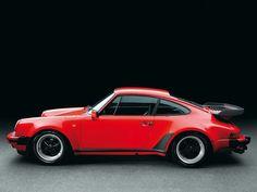 1980s Porsche 911 Turbo