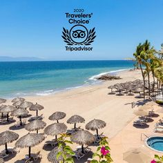 Being one of the #BestHotels in Mexico, Villa del Palmar Puerto Vallarta was recognized with the 2020 Tripadvisor Travelers' Choice Award... Keep reading.  #Tripadvisor #TravelersChoice #Awards #TravelersChoiceAwards2020 #Winner #VillaDelPalmarVallarta #PuertoVallarta #Mexico Puerto Vallarta, Choice Awards, Resort Spa, Beach Resorts, Best Hotels, Trip Advisor, Beach Mat, Outdoor Blanket, Mexico