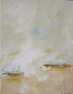 Love this! So airy and abstract