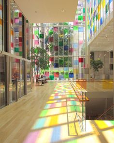 Image 2 of 8 from gallery of The Consultant Behind the Guggenheim Bilbao on What Makes Good Architecture. Photograph by Paul Clemence Facade Architecture, School Architecture, Amazing Architecture, Dream Home Design, My Dream Home, House Design, House Goals, Light Art, School Design