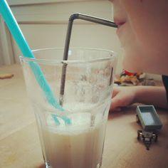 La Schnuffte : My mmhhhh monday - Bananenmilchshake