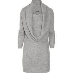 Kimberly Ovitz Erroll ribbed wool sweater dress
