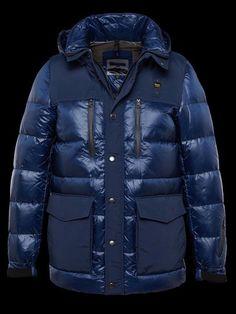 Giubbotti uomo e giacche online | Blauer®
