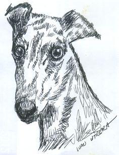 perro a lapicero