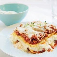 A gluten/grain free lasagna made with garbanzo bean crepes to stand in for the pasta!  Genius--if I do say so myself!