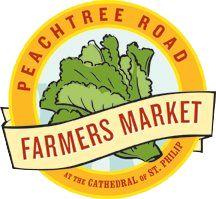 Peachtree Road Farmers Market (Atlanta,GA)...everyone should go! Greatness today! ME