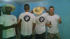 Carnaval com a Silkstars !!! Camisetas BMW by Silkstars ... Só Alegria :)