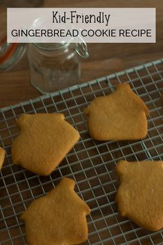A simplified Gingerbread Cookie recipe that is ideal to make with children of all ages. Perfect for baking some gifts to say Thank You year round.                                                                                                                                                                                 More
