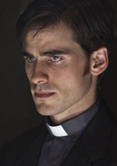 Colin O'Donoghue stars as Michael Kovak in Warner Bros. Pictures' The Rite Photo credit by Egon Endrenyi. Colin O'donoghue, Tiefling Paladin, Religion, Face Study, The Rite, Catholic Priest, Aesthetic People, Captain Hook, Picture Photo