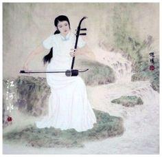 The Chinese erhu