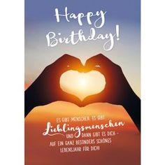 Postkarten Geburtstag Mit Ganz Viel Glitzer Quotes Happy