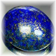 LAPIS LAZULI - This is a stone for total awareness. Lapis Lazuli helps release one from emotional bondage.