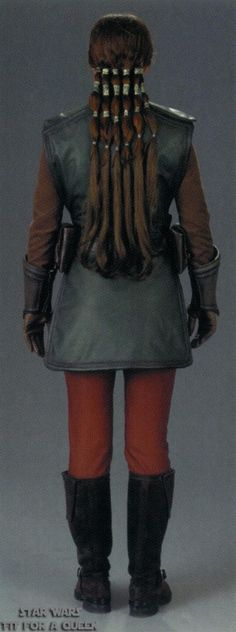 Padme's Pilot Disguise, Star wars