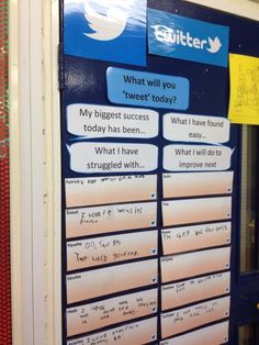 such a fun reflection activity Primary Classroom Displays, Year 6 Classroom, Teaching Displays, Classroom Organisation, Classroom Ideas, Assessment For Learning, Learning Resources, Teacher Resources, Learning Log