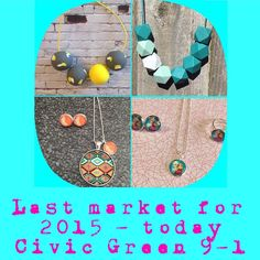 It's our last market for the year! Come check us out we will have a stall full of awesome handmade jewellery and accessories at Warrnambool Civic Green today. Lots of fab items at great prices. Perfect for last minute Christmas shopping! #warrnambool #warrnambool3280 #destinationwarrnambool #shop3280 #live3280 #shoplocal #smallbusiness  #markets #marketseason #handmade #jewellery #summer #victoria #liveinvictoria #3280 #supportlocal #supportlocalbusiness #christmas #christmas2015 #giftideas…